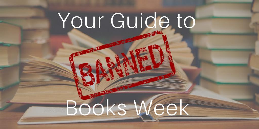 Banned Books Week Blog