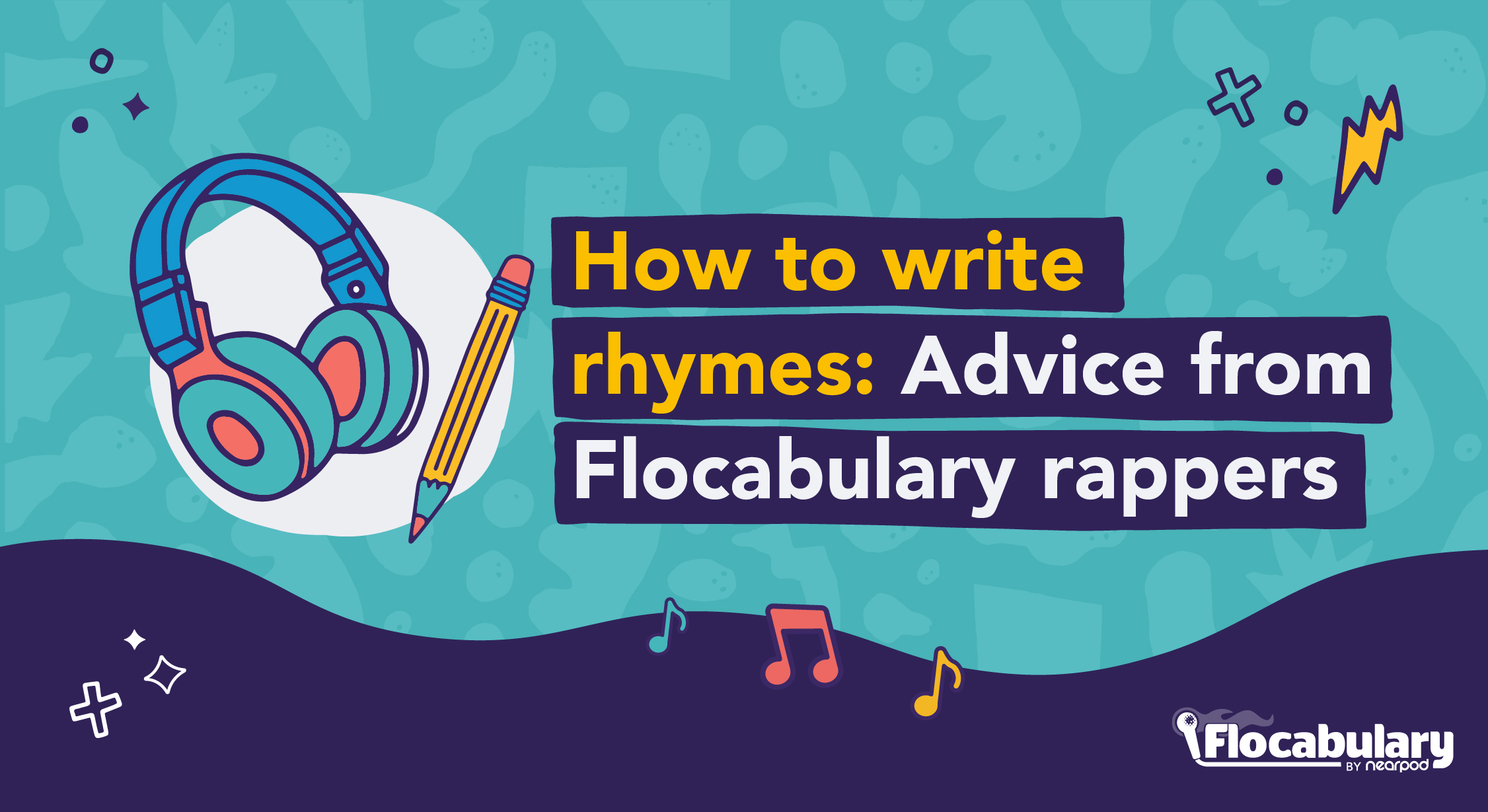 How To Write Rhymes Advice From Flocabulary Rappers Blog