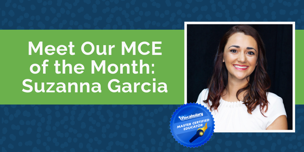 Meet Our MCE Of The Month: Suzanna Garcia