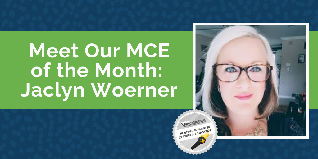 Meet Our MCE Of The Month: Jaclyn Woerner