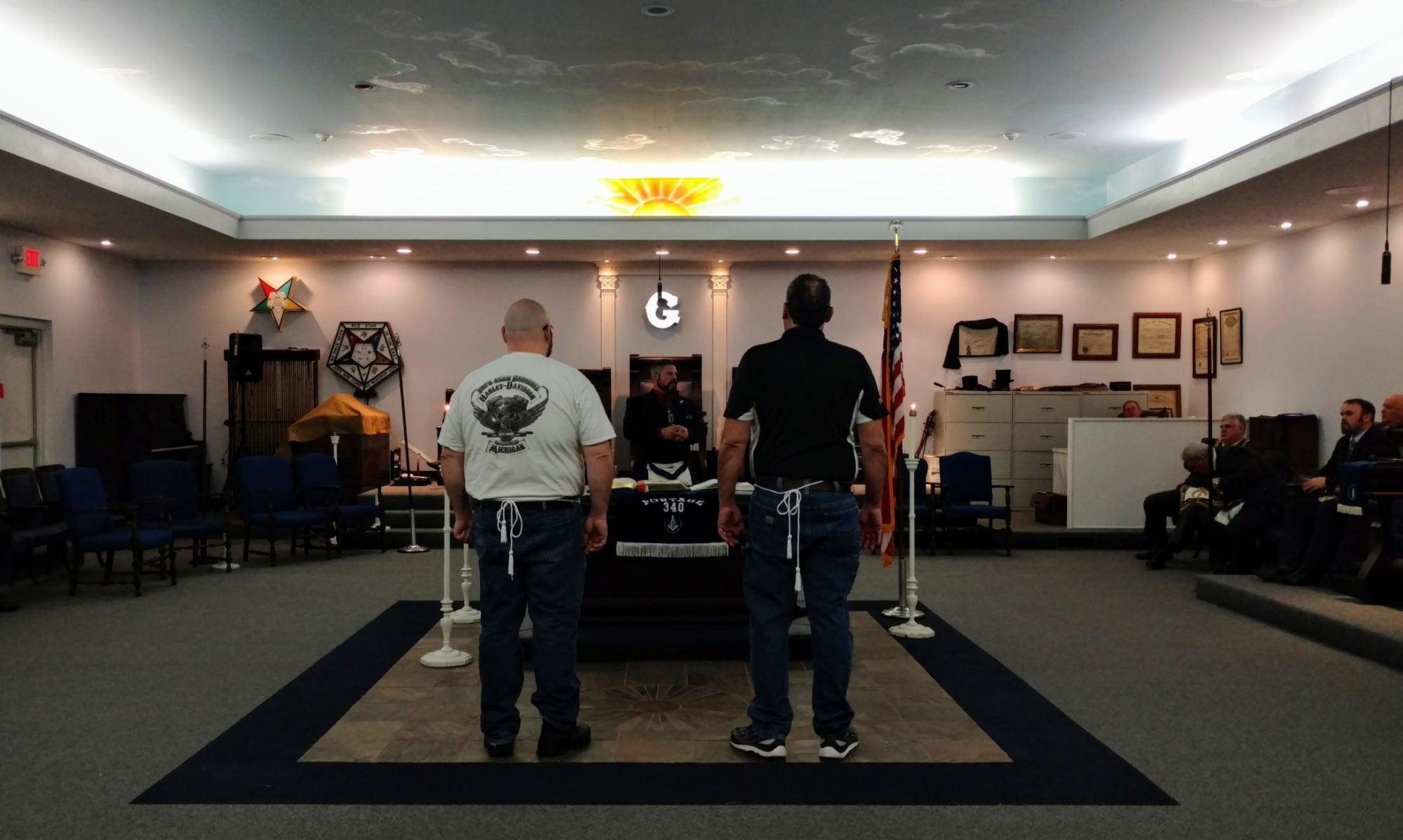 Portage-Brady Freemason's Lodge #340 |  2nd Thursday @730PM