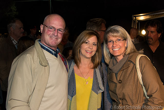 Tim Flannery Concert Goers-13