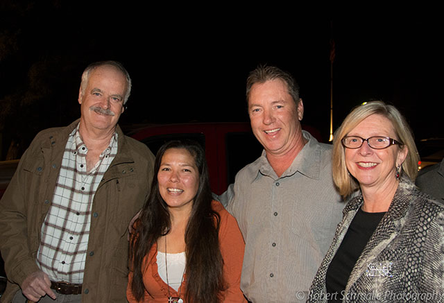 Tim Flannery Concert Goers-15