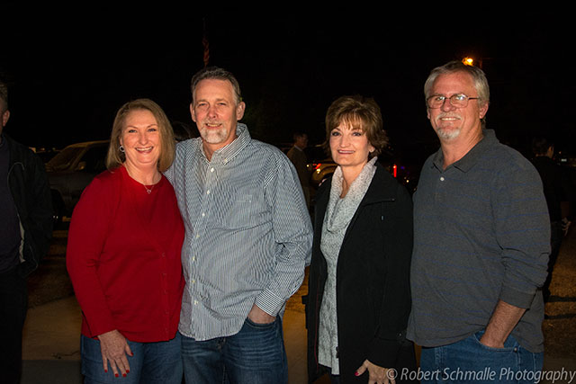 Tim Flannery Concert Goers-2