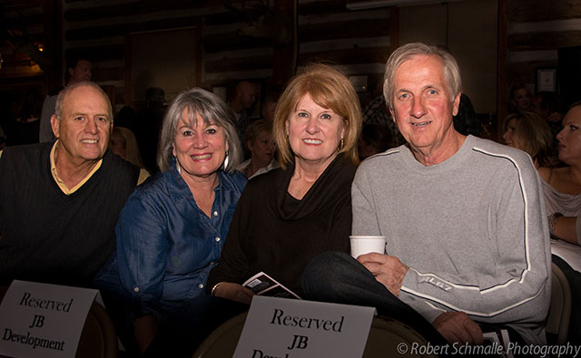 Tim Flannery Concert Goers-35