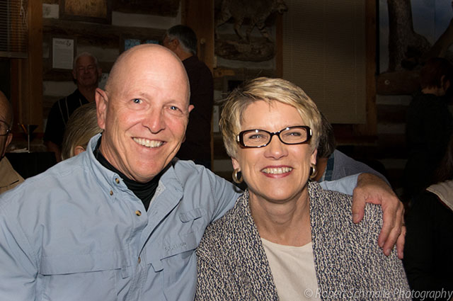 Tim Flannery Concert Goers-37