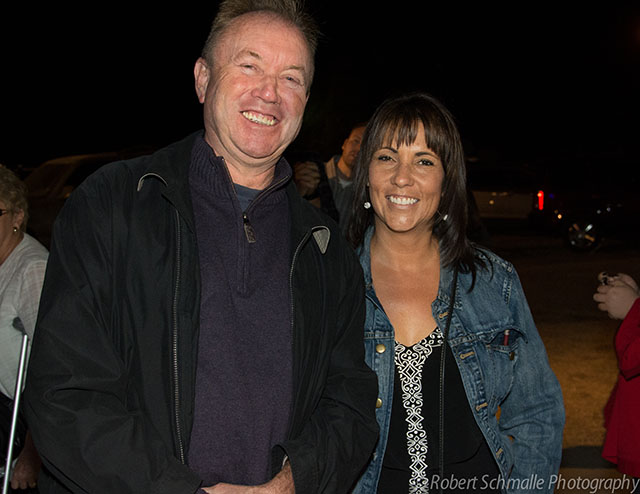 Tim Flannery Concert Goers-4