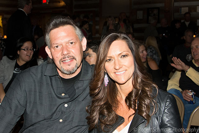 Tim Flannery Concert Goers-43