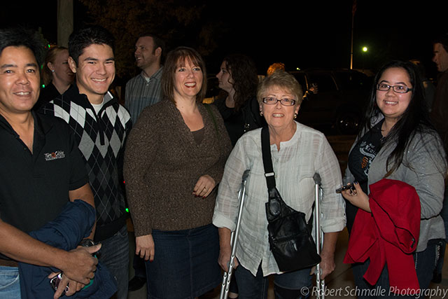 Tim Flannery Concert Goers-5