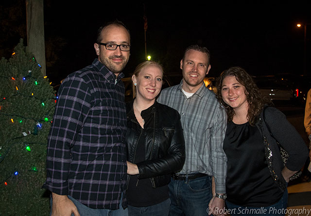 Tim Flannery Concert Goers-6