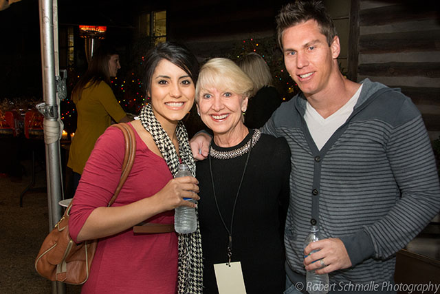 Tim Flannery Concert Goers-8