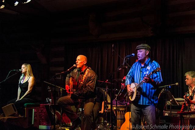 Tim Flannery Concert Shots