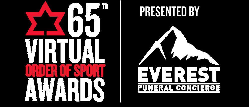 Order of Sport Awards Logo with Everest