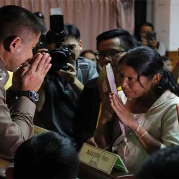 อายัดทรัพย์นายทุนดอกโหดอีสานอีกกว่า 2พันล้าน รวบผู้สมัครไทยรักษาชาติ