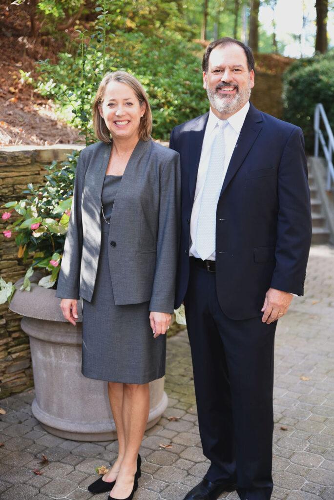 Attorneys Gail WIllard and Chris Willard