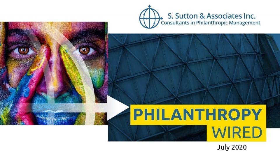 Philanthropy Wired