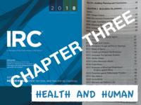 IRC 3 Health & Human