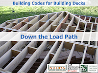 Decks (3/4) Down the Load Path