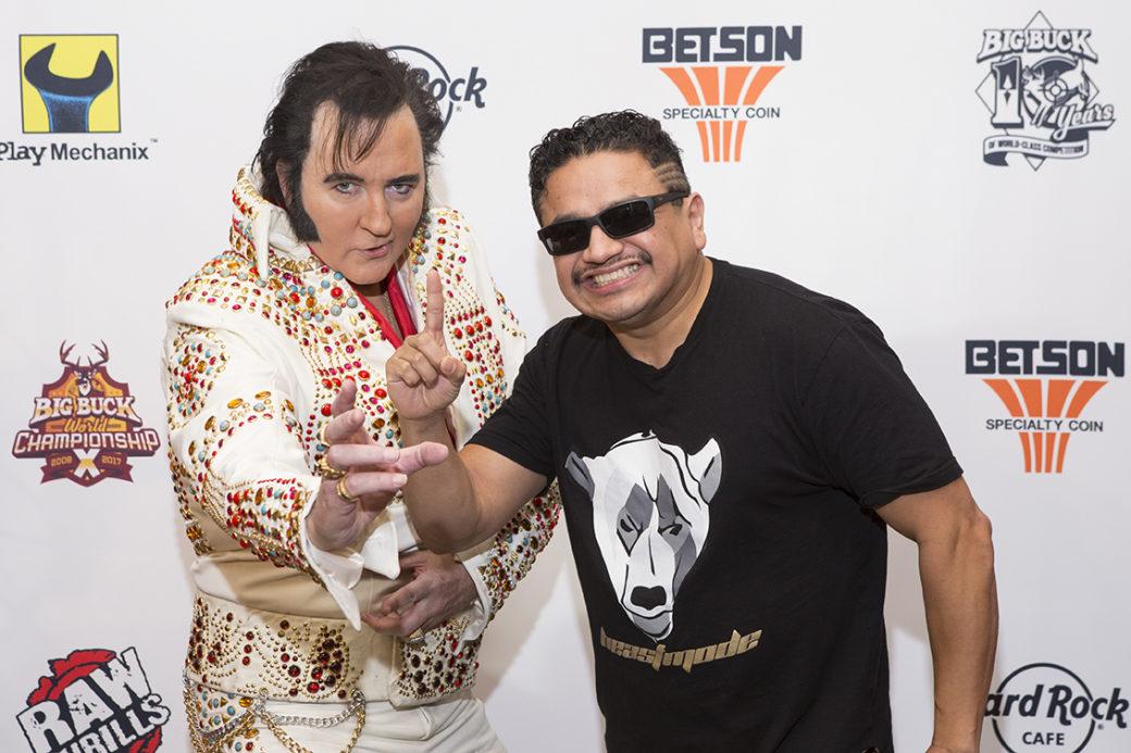 Hunter winner Elvis 2017