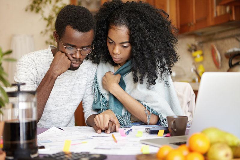 Rich Rhodes' Five Reasons You're In Debt