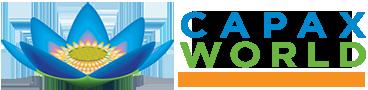 Capax World Logo