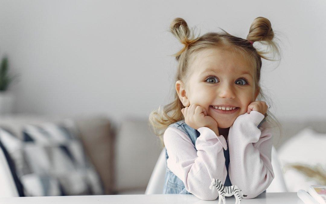 5 formas de inculcar amor propio a tus niños.