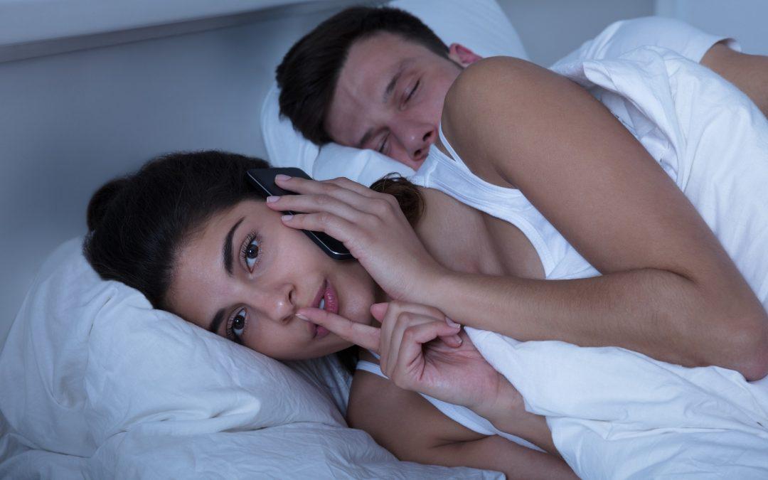 Infidelidad en cuarentena: ¿las parejas se engañan más?