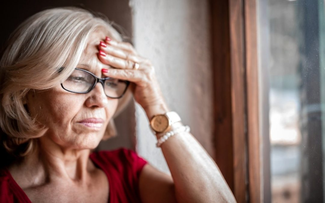 COVID-19: Salud mental de los adultos mayores.