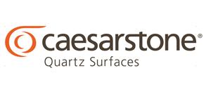 Engineered quartz kitchen and bath countertops