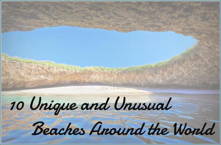 Most unique beach, must visit beaches, must visit destinations, coolest travel spots, unique travel ideas