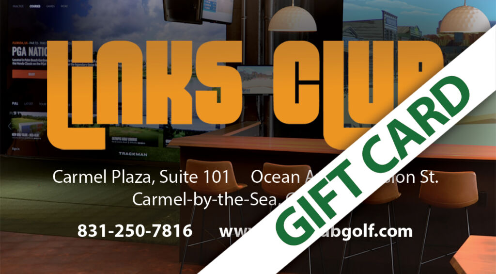 Links Club Gift Card
