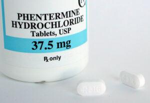 Phentermine weight loss pill