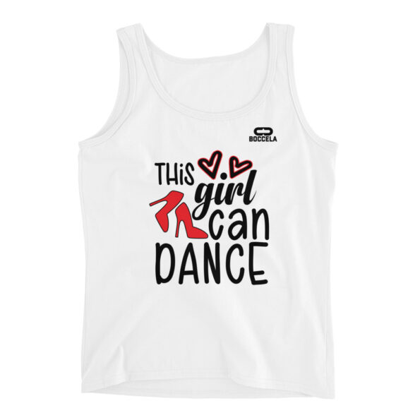 Boccela-09-This-Girl-Can-Dance-Women-T-Shirt-10x12_mockup_Front_Wrinkled_White