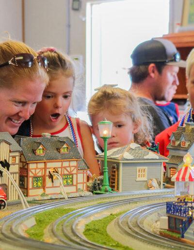 model railroad family museum