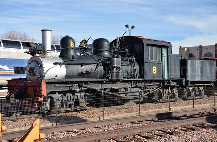 1922 steam locomotive