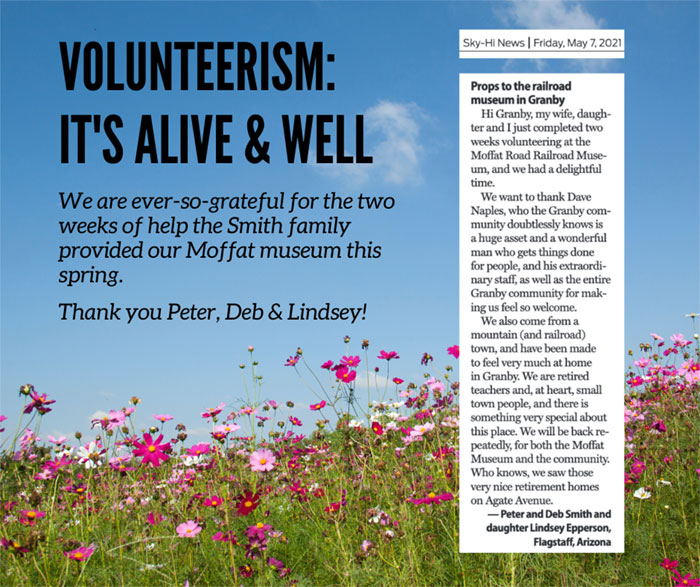 Volunteerism Alive & Well