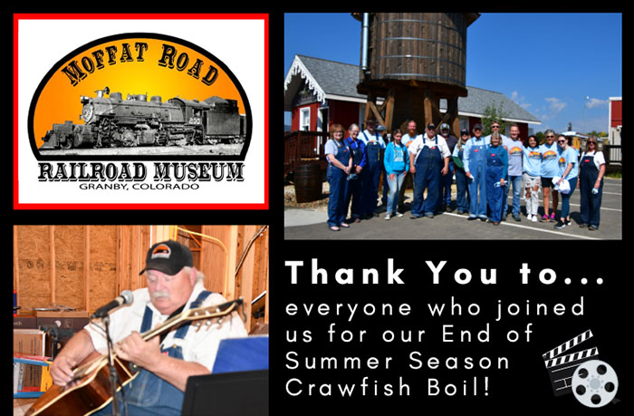 Thank You for a great 2021 Crawfish Boil