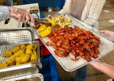 Crawfish Boil Sept 4th 2021