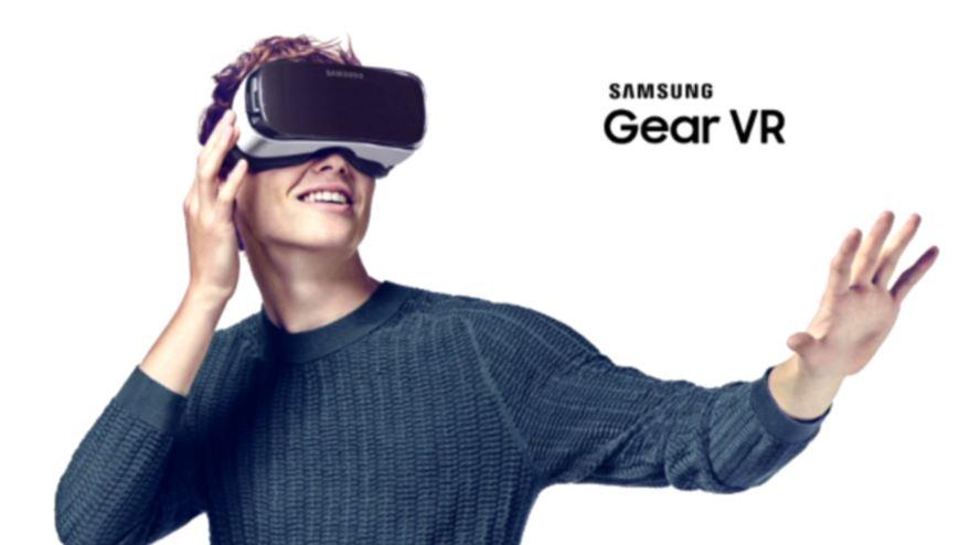 Samsung to begin sale of new Gear VR alongside Galaxy Note 7