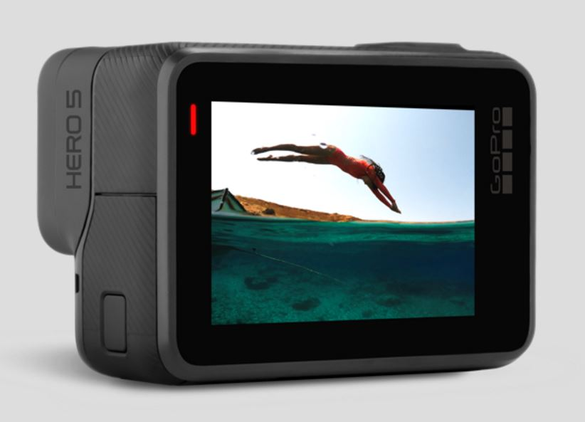 GoPro unveils action cameras Hero5 Black, Hero5 Session alongside the Karma drone