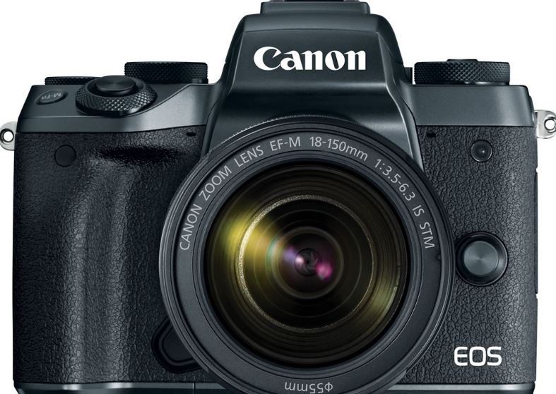 EOS M5: Canon's first mirrorless camera will be a genuine game-changer