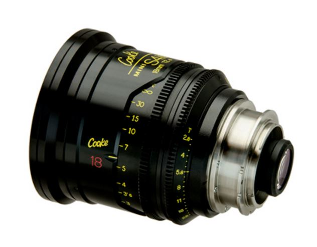 Cooke introduces new mounts for miniS4/i lens line