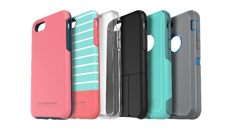 OtterBox introduces stylish, durable cases for iPhone 7