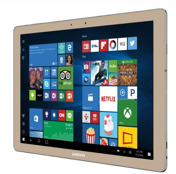 Galaxy TabPro S Gold Edition released: Powered by Intel Core M, 8GB RAM