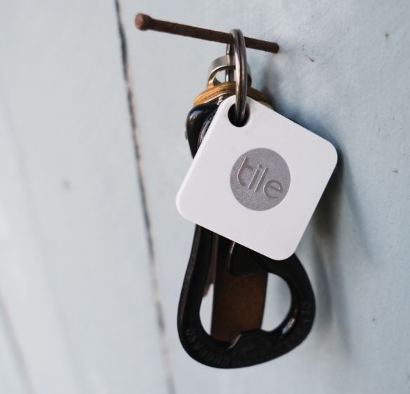 Tile has a new thinner version of its Bluetooth tracker
