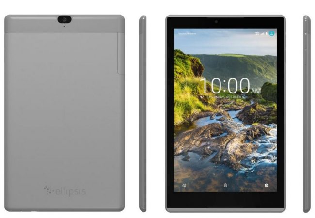 Ellipsis 8 HD is Verizon's new Android tablet