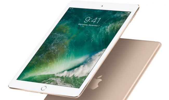 Apple's upcoming 10.9-inch iPad will have no home button?