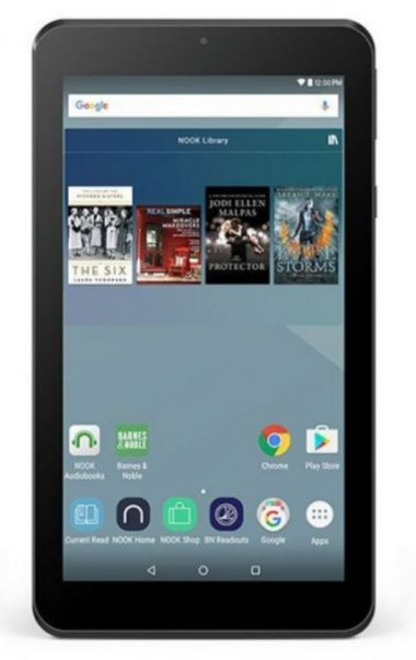 Barnes & Noble's Nook 7 is Amazon's Fire tablet competitor at just $50