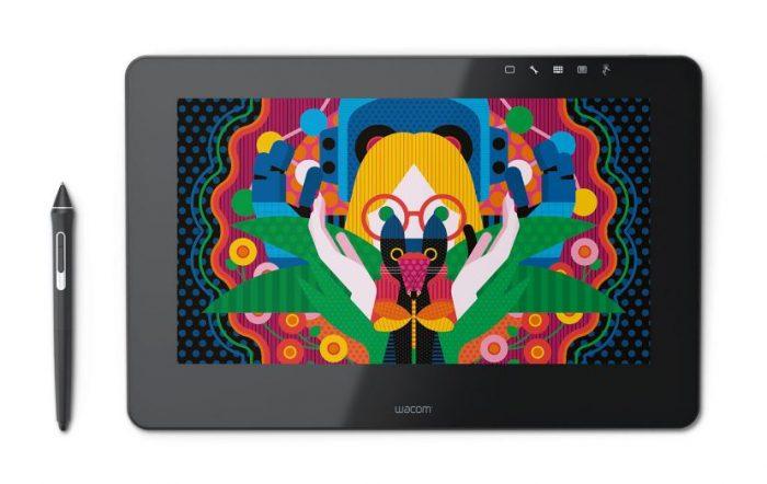 Wacom releases two new pen displays – Clintiq Pro 13 & Pro 16