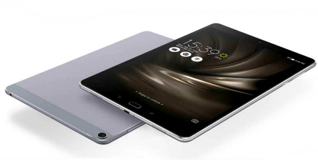 Asus ZenPad 3S 10 LTE launched: 4GB RAM, Stylus, 2K Display, Quick Charge all in tow!